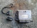 Kit pornire/calculator ECU Fiat Ducato 2, 2.3JTD, 0281010448