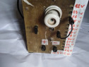 Transformator 220v C,A.x 12 V.C.C. pana la 24C.C.reglabil.