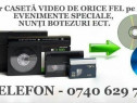 Transfer casete video