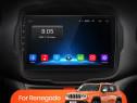 Navigatie dedicata cu android Jeep Renegade
