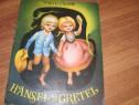 Fratii Grimm - Hansel si Gretel ( 1975, ilustrata color )*