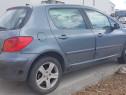 Dezmembrez Peugeot 307 din 2005, motor 1.6 benzina tip NFU