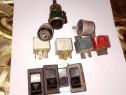 Comutatoare/Butoane/Relee Lumini Semnal bord Dacia 1300-1310