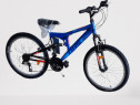Bicicleta suspensii 24'' - noua