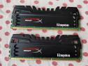 Kit Memorie Ram Kingston HyperX Beast 8 GB (2X4) 2400Mhz DDR