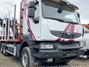 Camion forestier 6x4 arcuri fier macara Z+leasing de la 10%