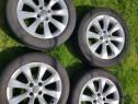 Roți vară Opel Corsa D, E, jante Al, cauciucuri 195 55 16