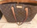 Geanta Louis Vuitton Neverfull originala