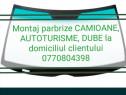 Montaj Parbrize CAMIOANE, dube, autoturisme, lunete