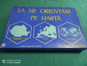 Joc vechi românesc: să ne orientăm pe hartă/ anii 1980