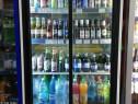 Vitrina frigorifica verticala dubla pentru alimente/bauturi