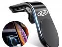 Suport Auto Kia Smartphone cu sistem de fixare în grila