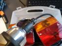 Lampi spate magnetice cu bec sau led remorca, platforma