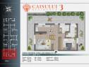 2 camere - metrou Nicolae Teclu - Caisului Residence 3