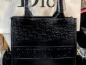 Geanta Christian Dior import Franta new model/saculet inclus