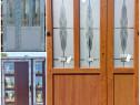 Uși și geamuri noi , PVC IMPORT , calitate superioară