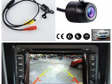 Camera video retur auto cu suport marsarier cablu 6m 12V