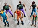 Action Man - 6 figurine sau jucării de la McDonalds