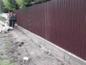 Facem garduri din șipcă metalica