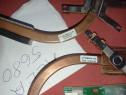 Cooler radiator procesor si placa video laptop ACER ASPIRE 5