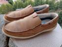 Pantofi piele Canguro Vera Pelle, mar 46 (30 cm)