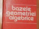 Bazele geometriei algebrice de I. R. Safarevici