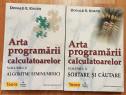 Arta programarii calculatoarelor (2 vol)