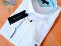Camasi barbati slim fit Tommy Hilfiger logo brodat/Italia