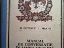 Manual de conversație în limba engleză