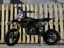 Motocicleta electrica NITRO Eco Tiger 1300W 48V 13Ah Lithiu