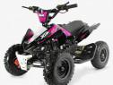 ATV electric pentru copii NITRO Python Deluxe 1000W 48V PINK