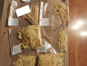 Set ventile piele naturala pentru tonuri la acordeon