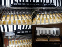 Montez Claviatura italiana noua pe acordeon Weltmeister