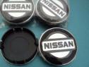 Capacele ptr jante aliaj Nissan 56 mm int cu 59 mm ext