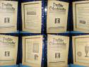 Colectie Revista Sah veche germana 1933-24 buc.
