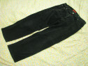 Pantaloni pierre cardin catifea negri W38L30