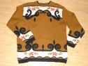 Pulover din lana deosebit