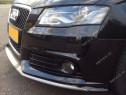 Prelungire spoiler bara fata Audi A4 B8 8K sline RS4 S4 ver1