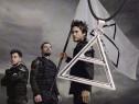 Pandantiv cu Lantisor 30 Seconds To Mars Triunghiul Simbol