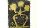 """Pictură """"Crizanteme palide"""""""