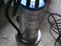 Pompa electrica din inox cu plutitor