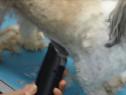 Masina de tuns cu lame din inox produsul este nou