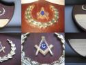 Emblema masonica Bambers ACCACIA LODGE 832-Broo Larry E. H.