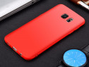 Samsung S7 Edge - Husa Ultra Slim 0.3mm Din Silicon Rosie