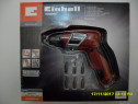 EINHELL, TC-SD 3,6 Li, Germania, surubelnita electrica autof