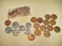 Set Monede 1 Cent USA 54 bucati.