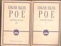 Edgar Allan Poe - Scrieri Alese 2 vol.