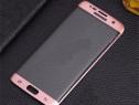 Folie Sticla 3D Full Size Blue Rose - Samsung S7 Edge