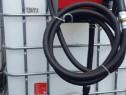 IBC 1000L bazin motorina cu pompa 220V Cube 56 Piusi
