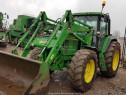 Tractor John Deere 6800, AC, cu încărcător original JD 745A